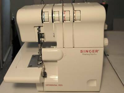 SINGER 14SH654 FINISHING Touch Serger - $175 00 | PicClick
