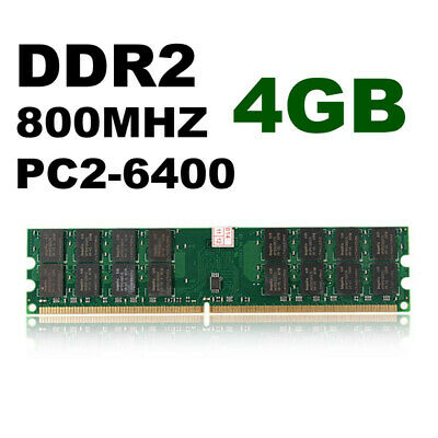 8GB 4G DDR2 800Mhz Desktop PC Dimm Memory RAM PC2-6400 240 pins  For AMD System