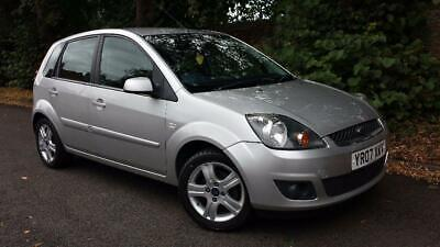 2007 Ford Fiesta 1.4 TD Zetec Climate 5dr