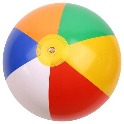"Inflatable Blowup Panel Beach Ball 12"" 14"" 16"" Holiday Swimming Pool Party Ball"