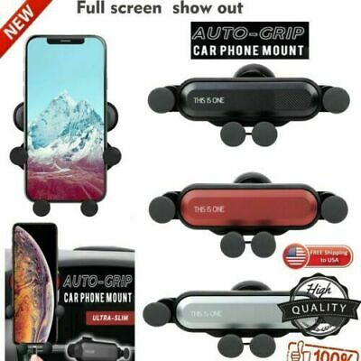 2019 NEW Universal Auto-Grip Anti-Scratch Car Phone Mount for iphone Samsung