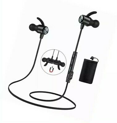 Bluetooth Headphones, Running, ATGOIN 4.1 Magnetic Wireless Sweatproof Stereo Sp
