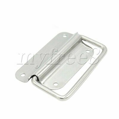 Stainless Steel Surface Mount Chest Handle Spring Loaded Case large