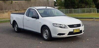 2009 Ford Falcon Fg Utility Super Cab Auto Good Tidy Ute Good kms Work Tradie