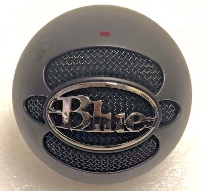 Blue Snowball iCE Condenser Microphone - Black