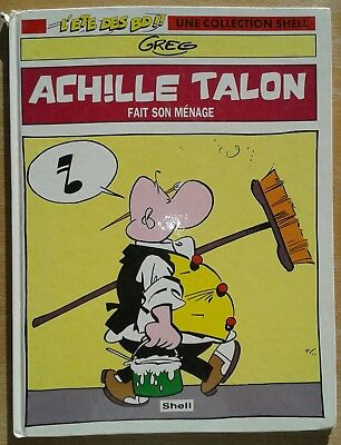 Bd Achille Talon Fait Son Menage