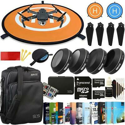 All You Need Accessory Bundle for DJI Mavic Pro Drone with Landing Pad + Case