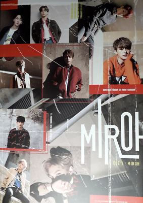 Stray Kids Cle 1: Miroh Album (Cle 1 vers.) - Lee Know version