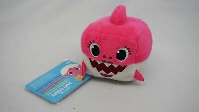 Pinkfong Baby shark Mommy shark plush cube that sings