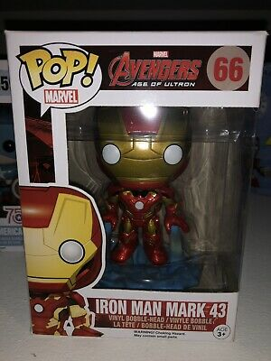 Funko Pop! Marvel Age Of Ultron Iron Man