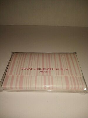 Shiseido Sweat & Oil Blotting Film 70 Sheets -1 pack