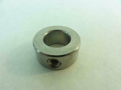 """169245 Old-Stock, Climax Metal Products C062S Locking Collar, SS, 5/8"""" ID"""
