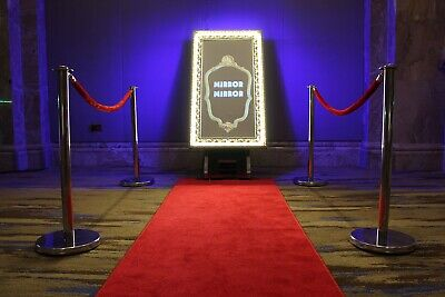 Magic Mirror Party Photo Booth Business Ready To Operate And Make You Money.