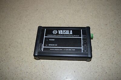 Vaisala Efm550 Data Collection And Processing Module