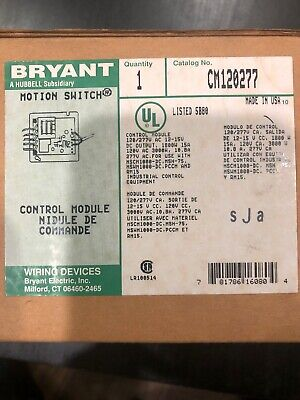 Bryant Cm120277 Motion Switch Control Module New In Box