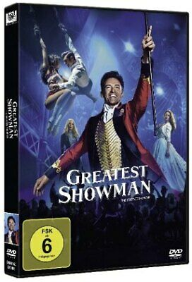 Greatest Showman, 1 DVD