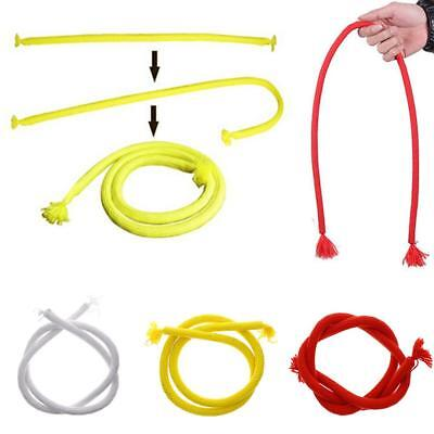 Kid Party Show Street Stage Close-Up Magic Props Trick Rope Tricky Soft Sti E8U5