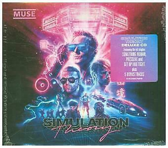 Simulation Theory, 1 Audio-CD (Limited Deluxe Edition)