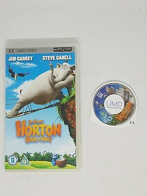 Horton Hears a Who! UMD Mini for PSP Very Good FAST POST