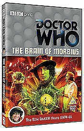 Doctor Who: The Brain of Morbius (DVD) NEW & SEALED - dispatch in 24 hrs! Dr Who