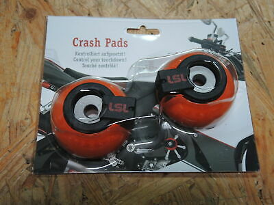 Angebot Crash Pads orange Sturzpads LSL 551-001OR Crashpads