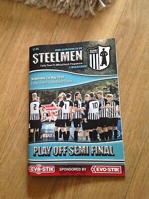 01/05/2019 Play Off Semi Final. Corby Town V Bedford Town
