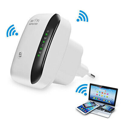 WiFi Range Extender Super Booster 300Mbps Superboost Speed Wireless Durable
