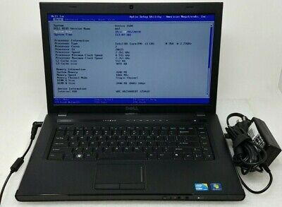 DELL VOSTRO 3500 Intel Core i3 CPU M 370 2 40GHz, 4GB RAM, No HDD