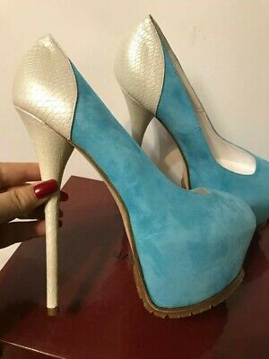 italian leather 👠 Heels 1969 Made In Italy
