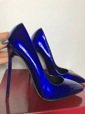 italian leather 👠 Heels 1969 Made In Italy 38