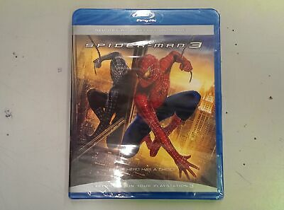 Spider-Man 3 [Blu-ray] (Single Disk)