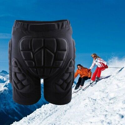 Ski Skate Hip Padded Shorts Protective Snowboard Impact Pants Protector Gear AU