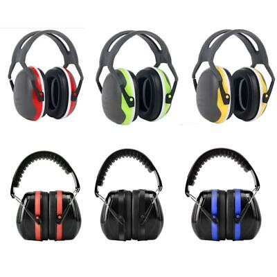 Noise Cancelling Earmuffs Hearing Protect Safety Shooting Soundproof Earmuffs