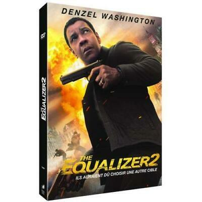 Equalizer 2 - Denzel Washington - DVD NEUF SOUS BLISTER