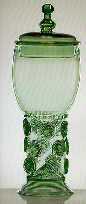 verre ancien bouteille chope roemer old glass bottle Flaschen Glas Römer pichet