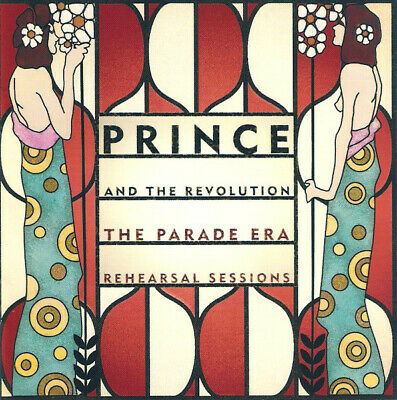 """PRINCE 2 CD """"THE PARADE ERA REHEARSAL SESSIONS"""" NICE -OOPS!- TOP RARE! (no Live)"""