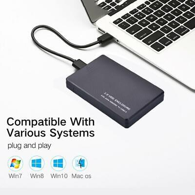 External Portable High Speed HDD PC MAC USB3.0 Hard Drive 500GB/1TB/2TB 2.5 Inch