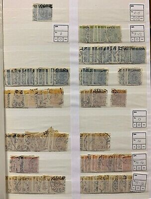1860-1965 Sweden Stamps book lot 565