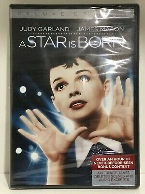 Brand New Factory Sealed A Star is Born Deluxe Edition DVD Judy Garland