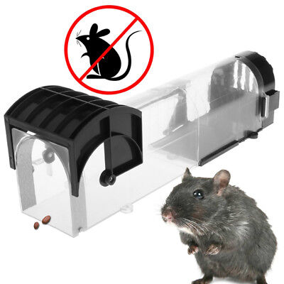 Efficient Rat Trap Catching Mice Mouse Mousetrap Rodent Trap Mice Catcher Tool O