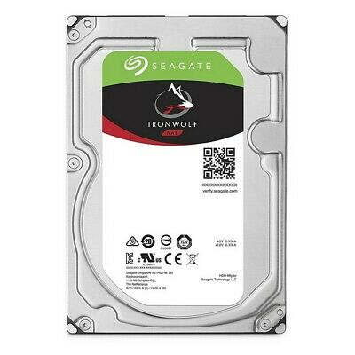 Seagate Ironwolf ST6000VN0033 NAS 6TB HDD