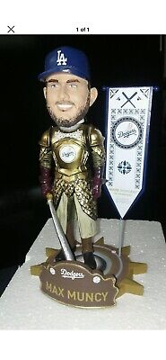 LA Dodgers Max Muncy Game of Thrones MLB exclusive bobblehead #'d/2019