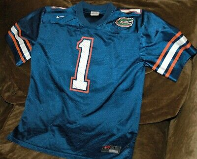 finest selection 21ade a44d8 NIKE VINTAGE FLORIDA Gators #1 Percy Harvin Football Jersey ...