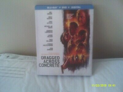 Dragged Across Concrete Blu-ray/DVD See Description