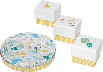 Neu Baby Art Gipsabdruck Set Magic Box, Tukan, 4-tlg. 11173784 bunt