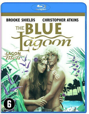 The Blue Lagoon NEW Classic Blu-Ray Disc Randal Kleiser Brooke Shields C. Atkins