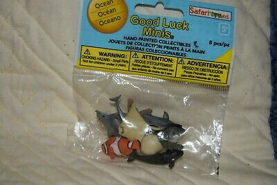 Safari GOOD LUCK MINIS-OCEAN #346422~new for 2013  FREE SHIP//USAw// $25