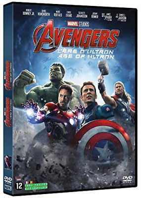 Avengers - Age Of Ultron DVD NUOVO