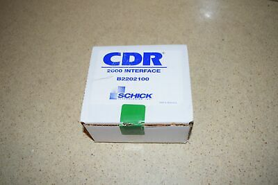 Schick Cdr 2000 Interface B2202100 Remote Interface Module