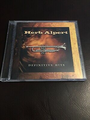 Definitive Hits by Herb Alpert (CD, Mar-2001, A&M (USA))